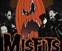 Halloween, misfits, and glenn danzig image Misfits Halloween, Jerry Only, Sam Hain, Misfits Band, Punk Subculture, Danzig Misfits, Glenn Danzig, Punks Not Dead, Alternative Music
