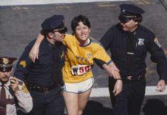 La ganadora de maratón... que usó el Metro - AS