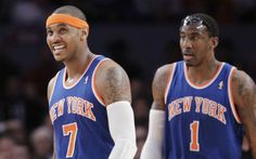 Melo And Amare Talk Linsanity