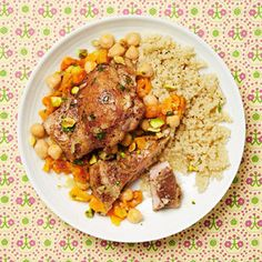 chicken tagine with cranberry curry couscous recipes moroccan chicken ...