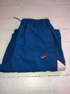 15e67a6d41 Vtg Jantzen Mens Swim Shorts Size 38 Retro Trunks Blue Never Used Elastic  Waist #Jantzen | The Captain's Treasure Chest | Pinterest | Trunks, ...