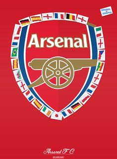 Arsenal Players, Arsenal Football, Arsenal Fc, Soccer Teams, Football Soccer, Orlando City, Chicago Cubs Logo, Premier League, Legends