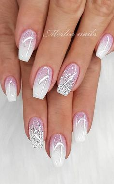 hottest awesome summer nail design ideas for 2019 - se .- hottest awesome summer nail design ideas for 2019 – page 33 of 39 – ideas # for # hottest - Cute Summer Nail Designs, Elegant Nail Designs, Cute Summer Nails, Elegant Nails, Stylish Nails, Summer Design, Simple Designs, Hot Nails, Pink Nails