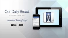 Our Daily Bread Mobile App