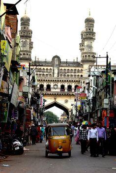 Charminar, India | Tiago Baião