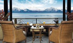 #Ushuaia, the best #destination to enjoy the immense beauty of the #EndOfTheWorld. @loscauquenes  #Hotel & #Spa offers a great spa for #relaxation and #RomanticDinners including #patagonic #flavors, as a complement of the #visit to the southernmost city in the world and its surroundings. An ideal #CoupleTrip ! #WeTravelTogether #Travel #Romantic #Trips #HoneyMoons #Argentina #Patagonia > http://goo.gl/1JZ1BU
