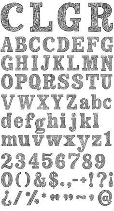 Stephanie Kubo: printed lettering