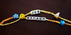 Love Barack Obama and Joe Biden's Friendship Bracelets? Here's Where to BuyThem!