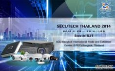SECUTECH THAILAND 2014 - GWSECU is one of the famous IPCam manufacturers in China, GWSECU supply HD IP Cameras, HDCVI Cameras, AHD Cameras, HDTVI Cameras, NVR, DVR etc. Guowei  warrants the original purchaser that the full range of Surveillance products will be free from defects in workmanship and materials for a period of Two (2) year from the date of original purchase.