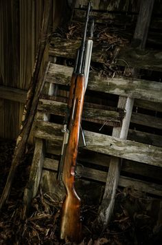 1952 Russian SKS Rifle