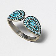 Chic bohemian cuff for summer