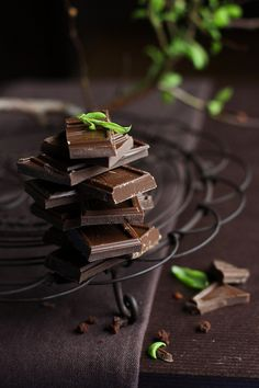 ♂ Food styling photography still life chocolate