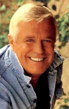 "George Peppard played ""John 'Hannibal' Smith"" on ""The A-Team""."