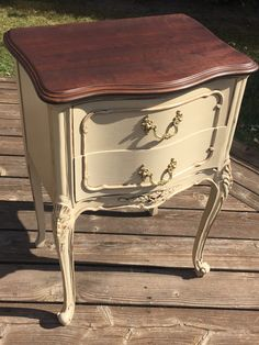 Georgia!! country grey annie sloan chalk paint...love how she turned out!