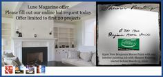 Luxe Magazine Seattle House Painting Coupon