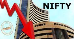 The market has narrowed its losses at closing. The Sensex was down 69.00 points or 0.3 percent at 25704.61