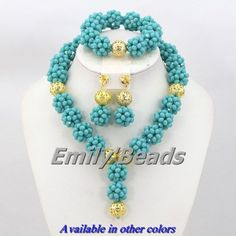 Find More Jewelry Sets Information about Fashionable Nigerian Wedding Crystal Beads Jewelry Sets African Costume Jewelry Sets Turquoise Blue/Fushia Free Shipping AES797,High Quality jewelry roll travel case,China jewelry box with key Suppliers, Cheap jewelry indian from Emily's Jewelry DIY Store on Aliexpress.com