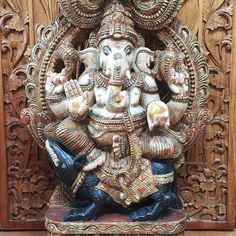 Here is our #Ganesha to bring wisdom to your day and remove any obstacles on your beautiful life path. .  #JalanJalanImports #OwlFalls #TopangaCanyon :: remember to #shoplocal :: . ∞ #happy #love #malibu #la #namaste #losangeles #meditation #meditate #waterfall #buylocal #create #zen #om #jalanjalan #handcarved #statue #designerdiscount #design #style #interiordesign #nature #beauty #buddha #imports #bali ∞