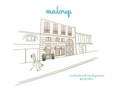 Maloup fête son 10ème anniversaire et sa nouvelle boutique.