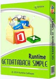 Runtime GetDataBack Simple 4.00 Serial Key Full Version