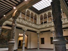 Patio de la infanta, Palacio Zaporta