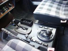 Mercedes-Benz 300GE interior