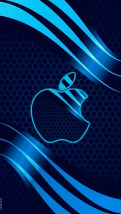Apple Wallpaper Iphone, Cellphone Wallpaper, Iphone Wallpapers, Apple Iphone, Colorful Wallpaper, Ios, Neon Signs, Gallery, Photography