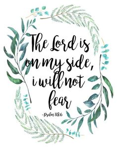 Trendy Watercolor Art Quotes Bible Verses The Lord Ideas Bible Art, Bible Verses Quotes, Bible Scriptures, Faith Quotes, Short Bible Verses, Bible Verses About Strength, Bible Verses About Fear, Bible Verse Painting, Psalms Quotes