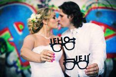 Brýle Jeho a Její v akci