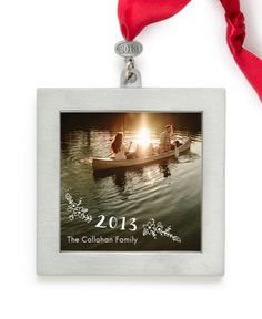 Custom Ornaments (round or square)  |  #photogifts