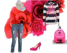 """Geen titel #2"" by astrid-imcke on Polyvore"