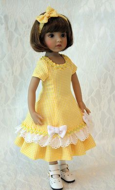 Dress and Headband for Dianna Effner 13 Inch Little by BabiesArtUs