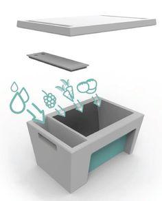 Una tecnología de refrigeración móvil gratuita, que no necesita electricidad para conservar los alimentos frescos, solo necesitaras agua y sol.