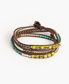 Dolores Wrap Bracelet