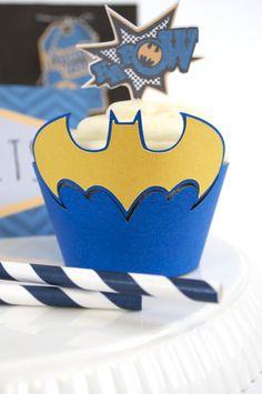 NEW Batman™ Party Shapes