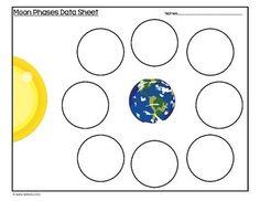 moon phases worksheet – streamclean.info