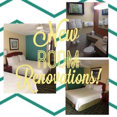 New Room Renovations!! #KeyWest #KeyWestHotel #MarriottCourtyardKeyWest