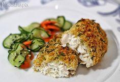 PANELATERAPIA - Blog de Culinária, Gastronomia e Receitas: Filé de Peixe Crocante
