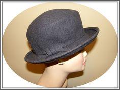 Amanda Smith Grey Wool English Nanny
