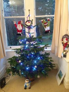 Thanks to @fifitothet on Twitter for this entry to the #ClaphamTree competition!