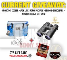 Orion Cooler and other outdoors gear ends 10/17/16 {us} via... IFTTT reddit giveaways freebies contests