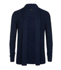 Verse Cardigan   Mens Knitwear   AllSaints