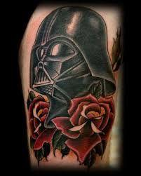 Tatoo Darth Vader