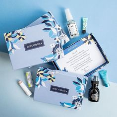 A Birchbox subscription so she'll receive a round of new beauty products every month.