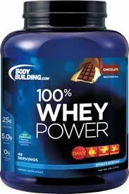 Whey protein power