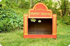 Muppets Puppet Theater