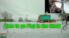 Time to go Play in the Snow Rudi's NORTH AMERICAN ADVENTURES 02/18/18 Vlog#1348 - YouTube To Go, Snow, Play, Adventure, American, World, Youtube, The World, Fairytail