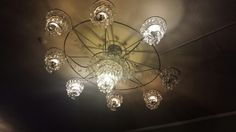 Chandelier @ Don Rico's