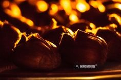 Chestnut in Oven - Stock Chestnut macro photos in a oven. // by Akın Can Şenol under Macro category. It's licensed under a Creative Commons Attribution-NonCommercial 4.0 International License. Via 500px http://akncan.me/1XzCyVc Tags: autumnchestnutcloseupcookdeliciousfoodmacroovensnackwarmstock