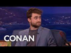 Daniel Radcliffe Crashed New Star Wars Set via www.bored.com